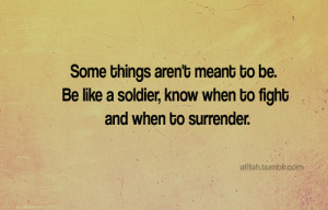 love soldier quotes
