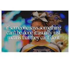 Cheer Quotes And Sayings Cheerleading quotes