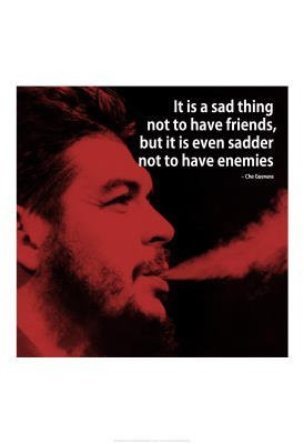 Professionally Framed Che Guevara Quote iNspire 2 Motivational Poster ...