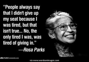 ... Pictures rosa parks quotations sayings famous quotes of rosa parks