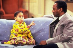 Raven y Bill Cosby | The Cosby Show