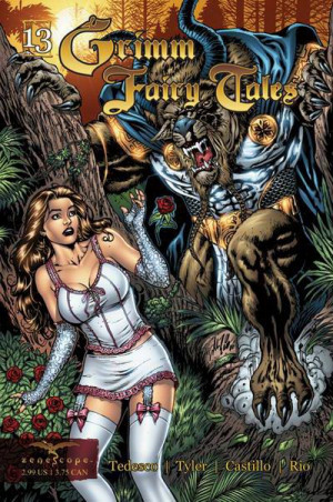 Grimm Fairy Tales #13 -