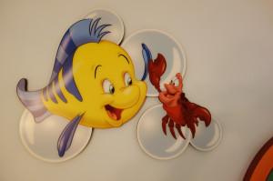 Little Mermaid Quotes Sebastian Flounder and sebastian little