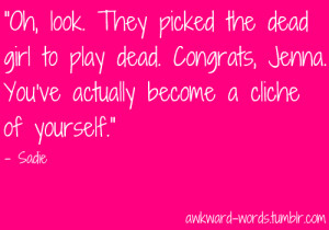 awkward quotes - awkward Fan Art