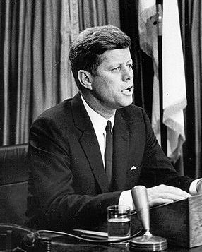 John F Kennedy Civil Rights