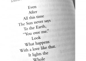 poem...Even after all this time..