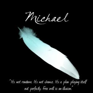 10] Supernatural's Angel's - Michael, Malfunction: Pride.
