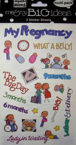 Details about NEW PREGNANCY SAYINGS Labor & Delivery Expecting Baby ...