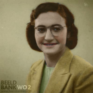 Margot Frank - May 1942 by Charlieee23