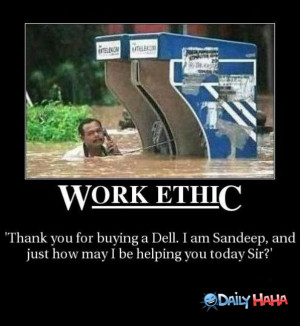 Funny Quotes On Work Ethics