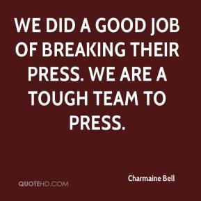 Good Job Team Quotes. QuotesGram