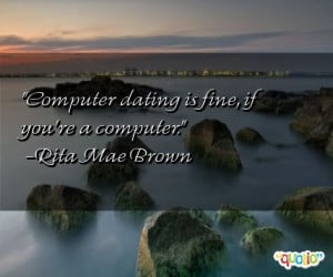 Quotes about Dating