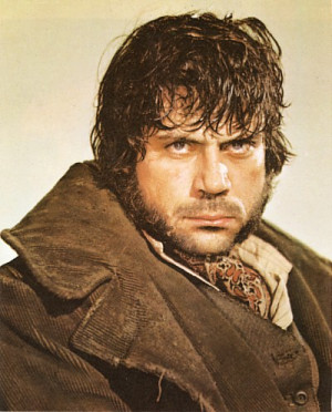 Oliver Reed as Bill Sikes.
