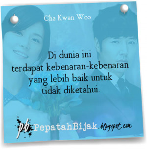 Kutipan Drama (Quotes) I Hear Your Voice