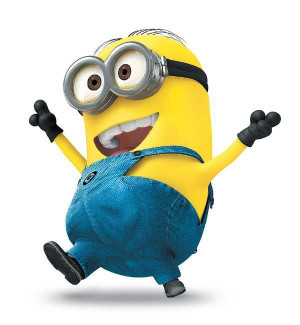 Happy dance: Minions Happy, Happy Minions, Favorite Things, Happy ...