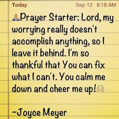 joyce meyer quotes | Joyce Meyer Quotes | Explore My Block | Faith ...