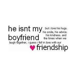 My Best Guy Friend Quotes