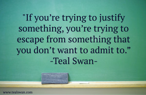 Justification Quote