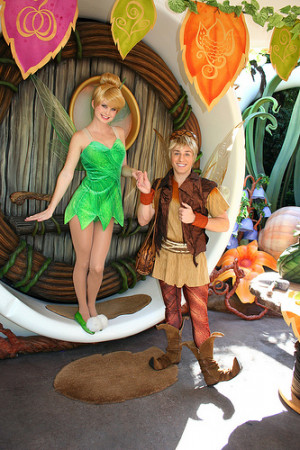 Tinkerbell and terence This is your index.html page