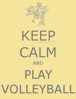Volleyball Quotes Tumblr Heart