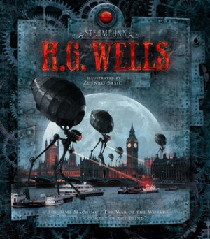 """Start by marking """"Steampunk: H.G. Wells"""" as Want to Read:"""