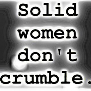 Instagram photo by aceblack007 - SOLID WOMEN DON'T CRUMBLE‼️ ...