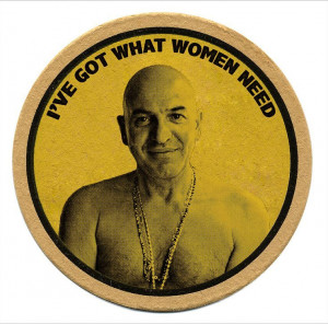 TV's Kojak Telly Savalas Brags: I've Got What Women Need (1973-78, CBS ...