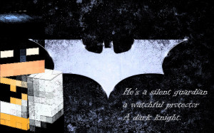 2560x1600 batman dark knight quotes bat minecraft batman the dark ...