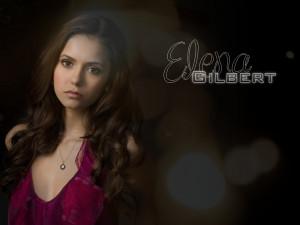 Damon & Elena Elena Gilbert