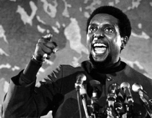 The Black Panther: [off-site link] Articles from 1968-69