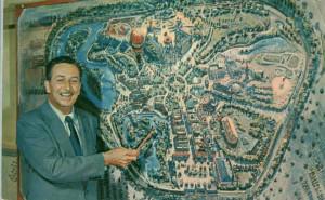 Walter E. Disney Walt Disney