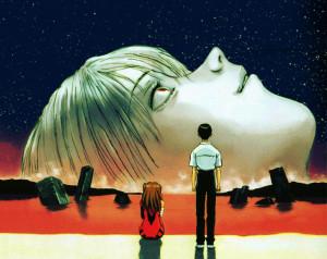... Time evangelion Asuka Langley Soryu Shinji Ikari The End of Evangelion