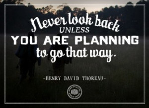 Wisdom from Thoreau