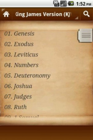 Holy Bible Verses Screenshot 6