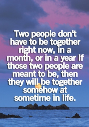 couples, future, life, love, meant to be, now, past, people, present ...