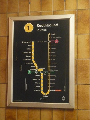 Even though a LOT of riders spoke out AGAINST, the TTC has approved a