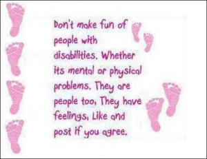... and post if you agree. Disabilities Quotes, Agree, Quotes Awareness
