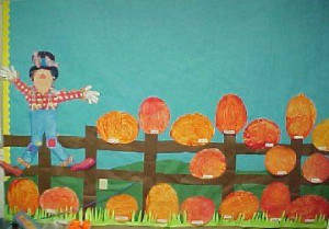 Welcome to the Pumpkin Patch @ KinderKorner.com