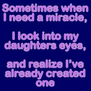 Wow- I love my daughter. I'm a proud mama :-)