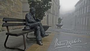 Antonio Machado: España en paz