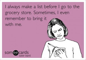 By reviewing these tips and staying organised with your shopping lists ...