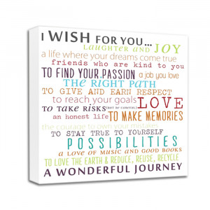 Affordable Canvas Stock Art, Quotes, Lyrics, Sayings on Canvas