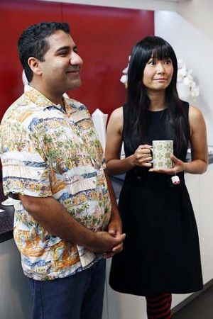 ... Season 1 quot B is for Big Glory quot Parvesh Cheena And Hong Chau