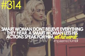 Smart Women Quotes Tumblr