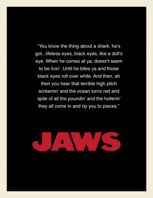 Jaws (1975) Screenplay by Peter Benchley & Carl Gottlieb