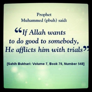 Islamic Quotes on Patience and Trials