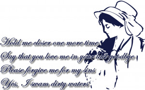 ll Be Waiting - Adele Song Lyric Quote in Text Image #2