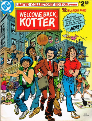 Welcome Back Kotter - Horschack!!!