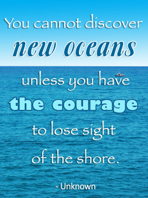 Taking risks can be hard - but they lead to new opportunities!