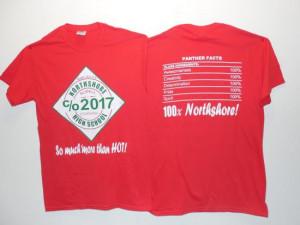 Class Of 2017 Shirts Short sleeve t-shirt and class